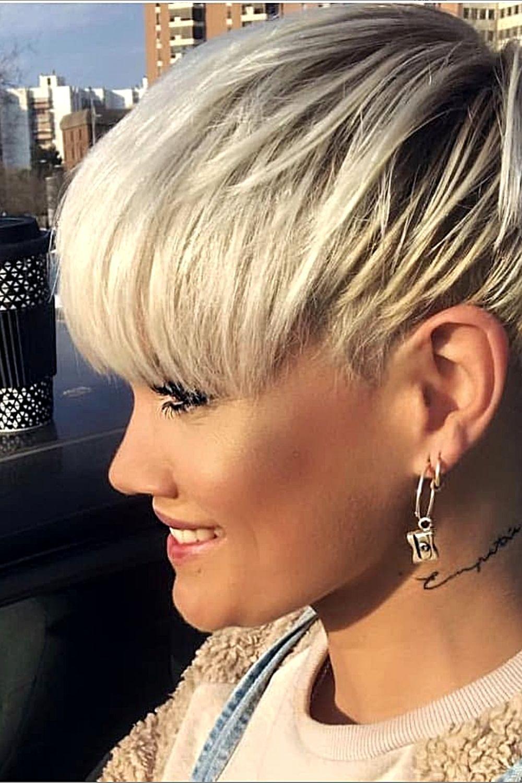 30 Top messy short pixie haircut ideas for fine hair 2021