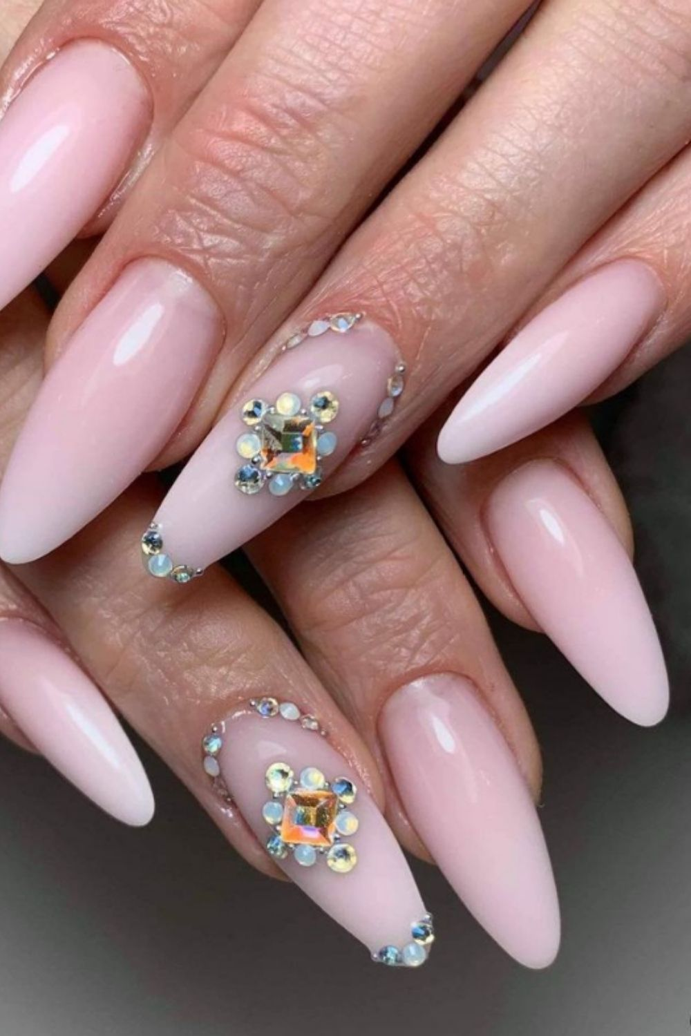 Graduation Nails: 40 Pretty Pastel Nails For Graduation To Inspire You!