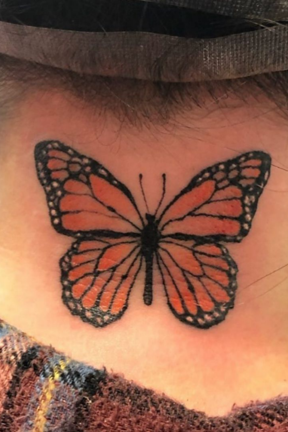 Butterfly tattoo 2021 | 40 sexy trend to inspiring your ideas