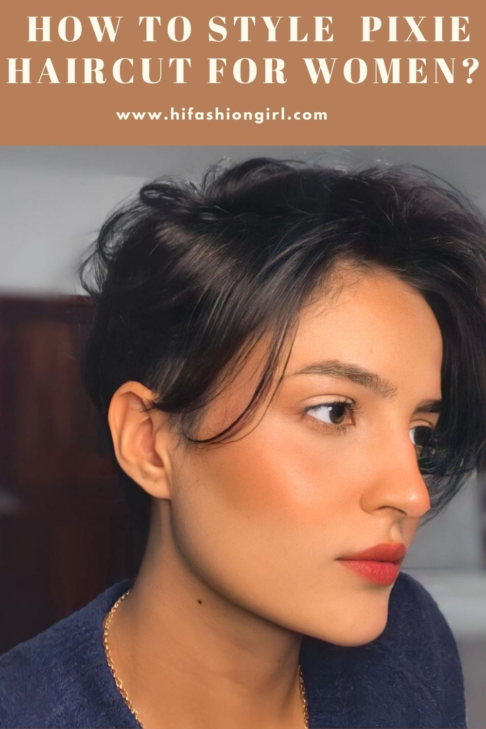 How to style cool short pixie haircut for women 2021 !