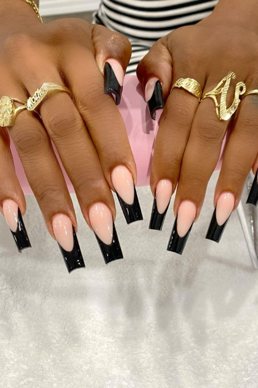 Awesome coffin nail designs for 2021 Summer!