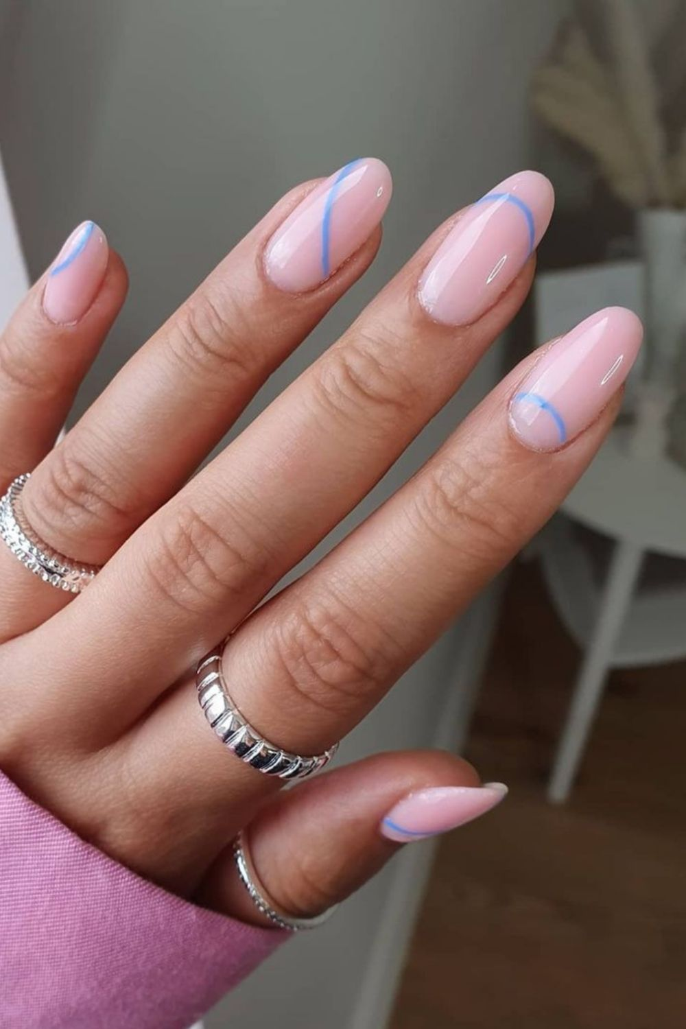 Best Summer nail colors 2021 ideas with short acrylic nails !