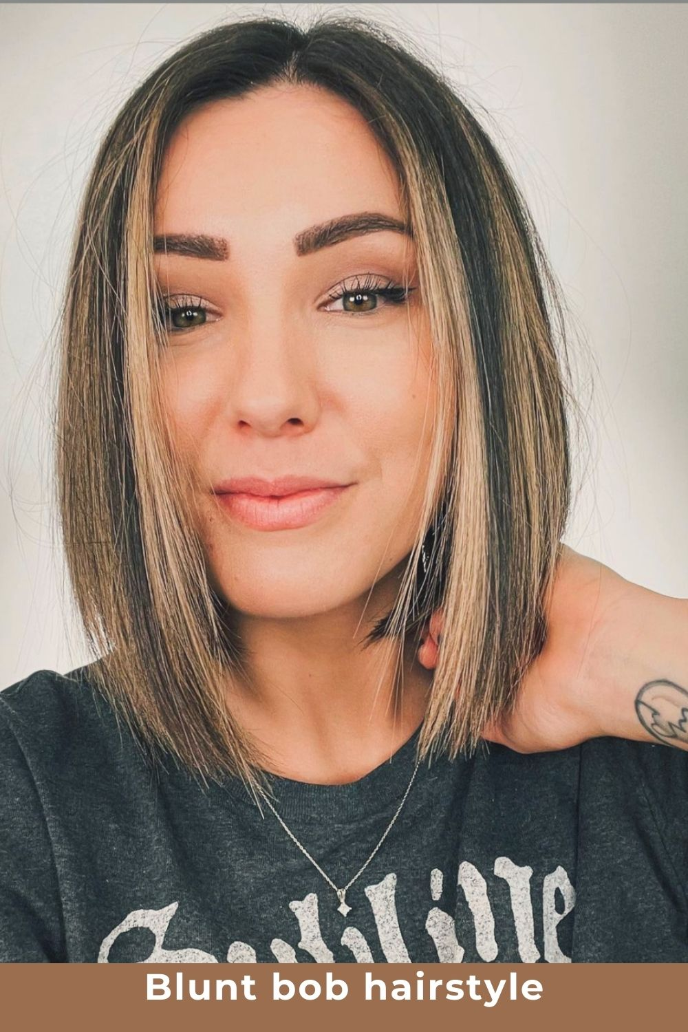 34 Chic Bob hairstyle for fine hair gilrs love to try 2021