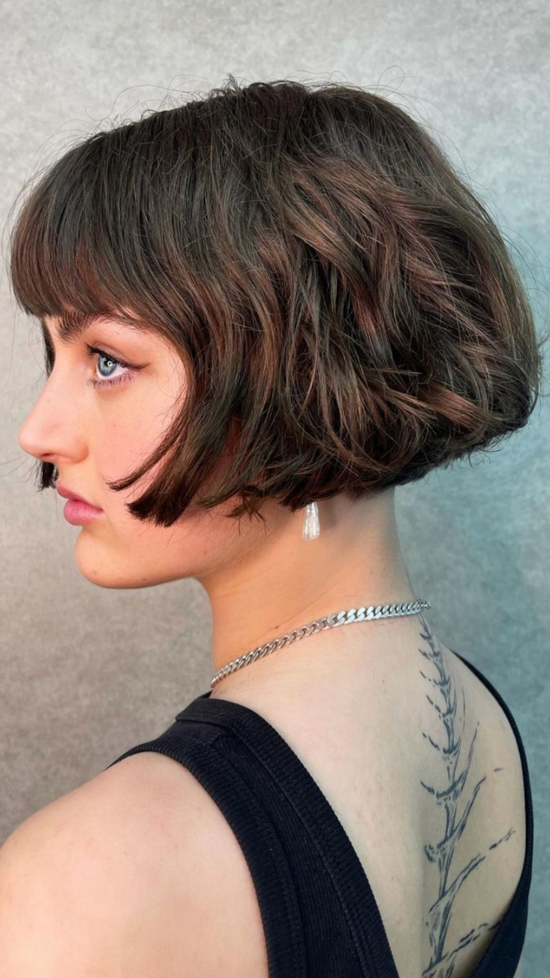 21 Astonishing French Bob Haircuts With fringe Ideas to try 2021