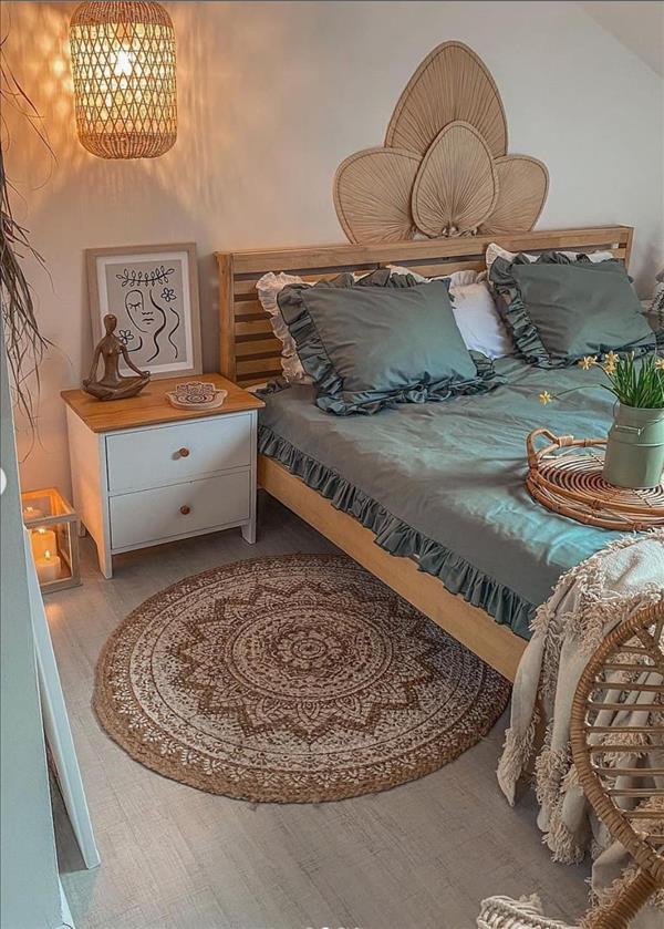 How To Create Dreamy Boho Bedroom Ideas for Free Spirit 2021?
