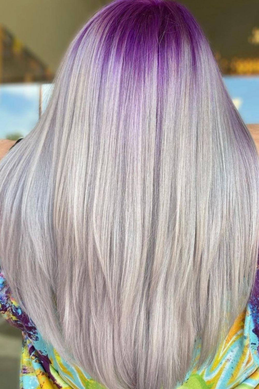 40 Cool peekaboo hair color and peekaboo highlights ideas to try
