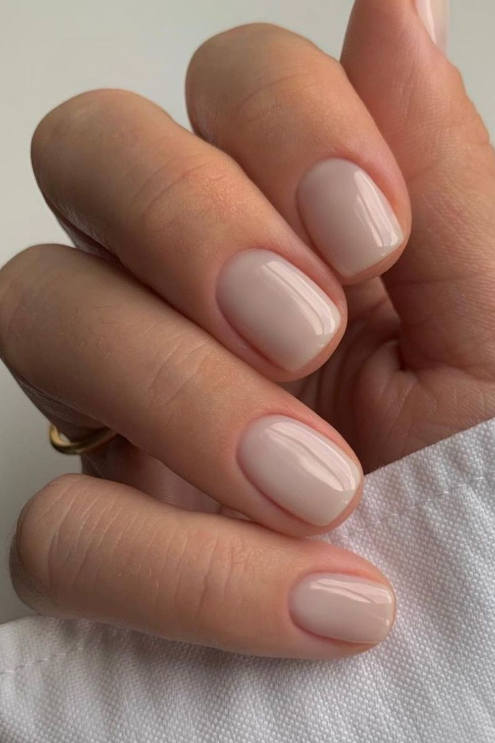 40 Natural short nail design 2021 ideas : almond, oval, square, round