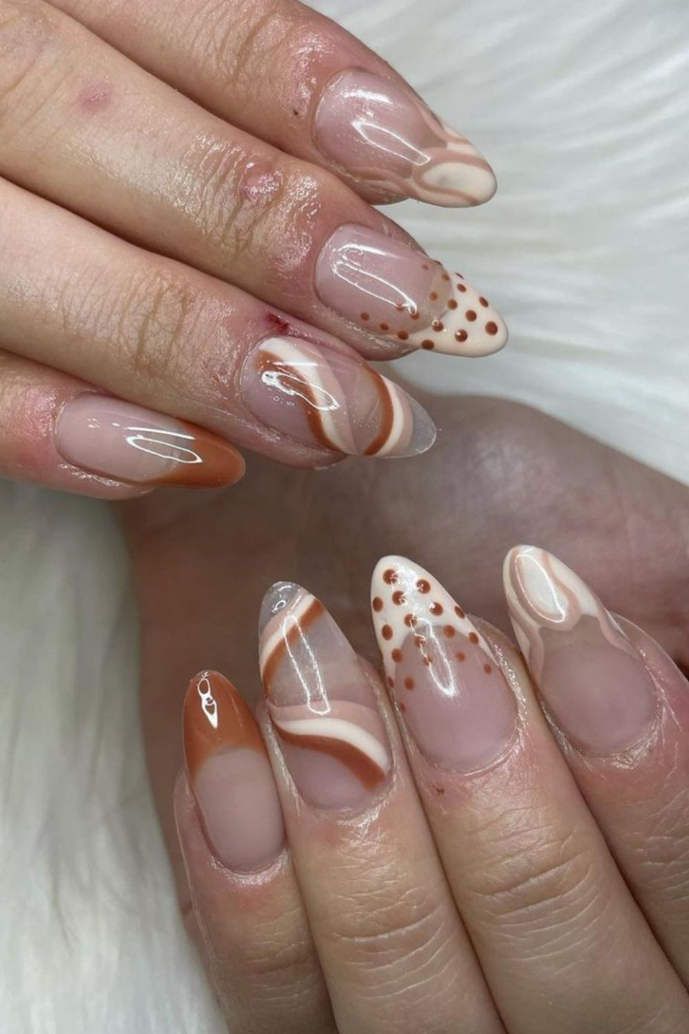 42 Trendy Autumn nail designs 2021 you'll love to wear